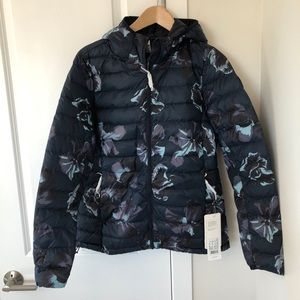 Lole Packable 700 Fill Down Puffer Jacket M